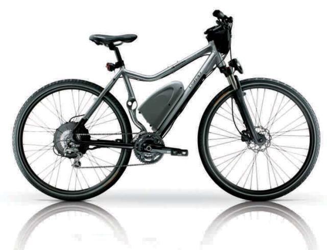 Matra Cross bici eléctrica