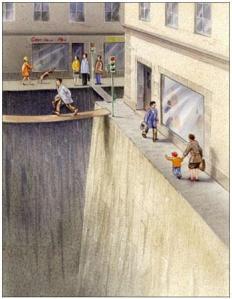 Espacio Público y Calzada
