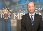 Consejero de Economía y Hacienda. Daniel Conesa