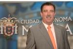 Consejero de Educación y Colectivos Sociales. Antonio Miranda
