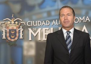 Consejero de Fomento, Juventud y Deportes. Miguel Marín