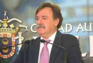 Consejero Medio Ambiente. Pérez Calabuig