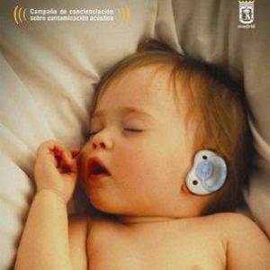 1. Bebé. Contaminación acústica