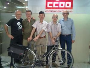 CCOO ConBici