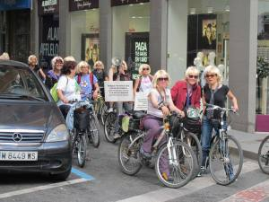 bicicletada Ecofeminista