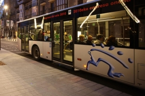 Autobús Vitoria