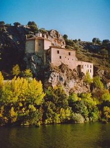 Soria Ermita de San Saturio