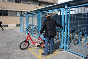 aparcamiento bicicleta larga duración