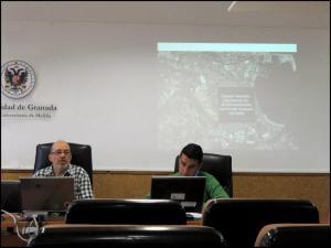 Espacio necesario para aparcar 40.000 automóviles en Melilla