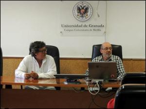 José Cabo y Alfonso Sanz