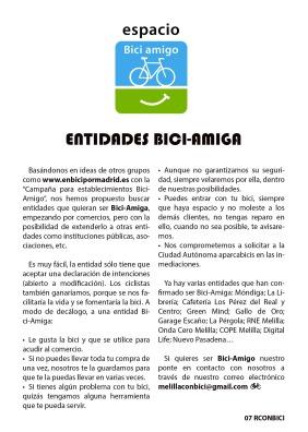 Entidades Bici-Amiga