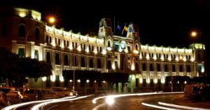 Plaza_España_Melilla_Noche