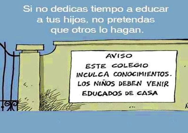 Colegio y educación