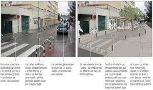 Diagnóstico del espacio urbano