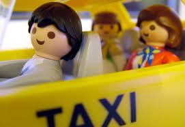 Taxi niño