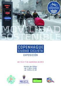 Copenhague. Ciuadad Ciclista B
