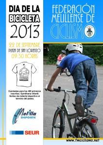 Día de la Bicicleta 2013