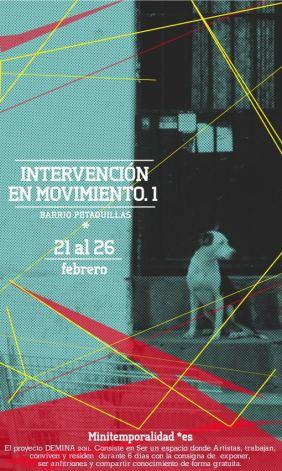 Intervención en movimiento