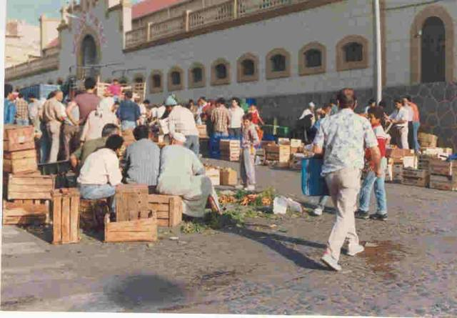 Mercado antiguo