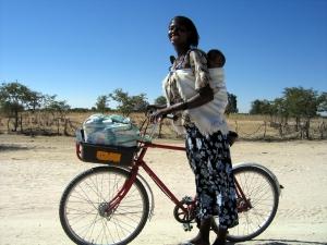 Woman_on_RM_Bike_Bicycling_Empowerment_Network-Namibia_0