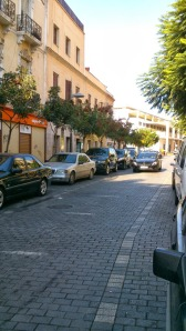 18. Calles peatonales invadidas por coches