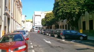 3. Pablo Vallescá pudo ser peatonal