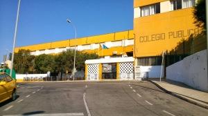 7. Acceso al CEIP España