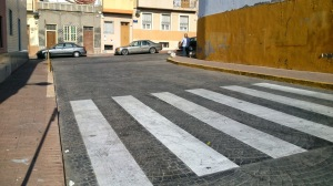 9. Accesibilidad termina en el acceso más cercano al centro escolar. ¿Lógica?
