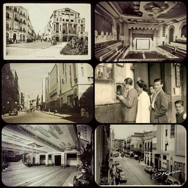 Cine Monumental. Karim Hamed Sadic
