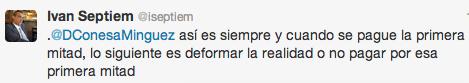 Tweets Iván Septiem