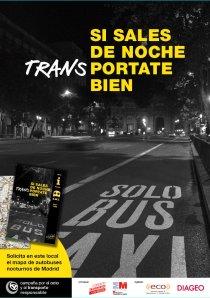 Transporte público nocturno