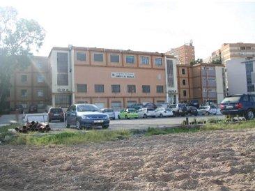 Aparcamiento Campus
