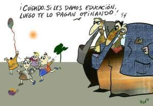 Educación y manipulación