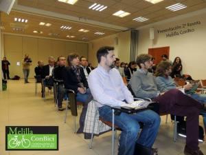 Presentación revista nº 2 Melilla ConBici