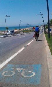 Cicloturismo Ceuta-Melilla