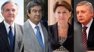 Ministros de Fomento en España