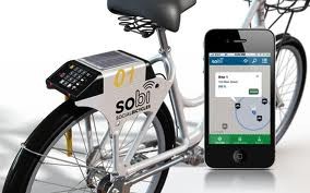 Smart City y bici