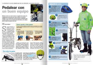 Vestimenta DGT para movilidad ciclista