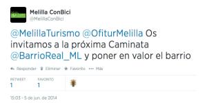 Melilla Turismo y Caminata Real