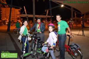 3ª pedalada nocturna