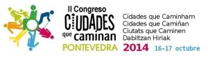 II Congreso de Ciudades que Caminan en Pontevedra