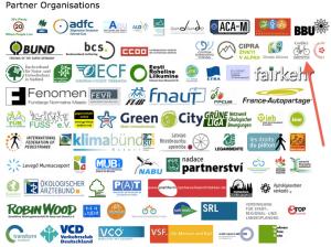Partner Organisations 30 km:h