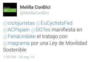 Ley de Movilidad Sostenible