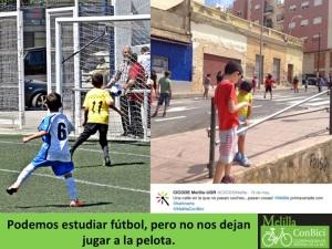 0.9. Fútbol vs. Pelota