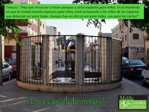 1.2.2. Parque infantil. Cárcel de niños