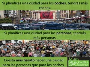 4.2.2. Ciudad personas vs. coches. Más barato