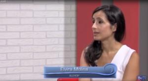 Elvira Molina. ALEHOP