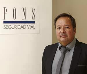 Paco Paz. Pons. Seguridad Vial