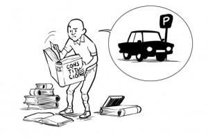1. Mitos sobre la movilidad urbana.El derecho a ir en coche