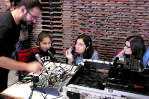 Embajadores STARS en la radio